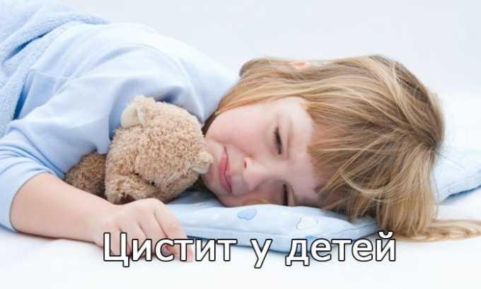 У детей часто приходится строить предположения на фоне общих симптомов: лихорадки, раздражительности, сонливости