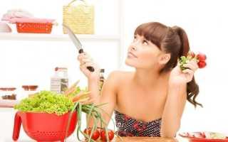 Основы правильного питания при цистите