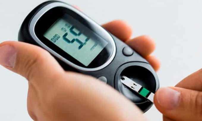 Побочное действие может вызвать повышение уровня глюкозы