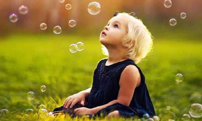 Левофлоксацин может назначаться детям старше 12 месяцев
