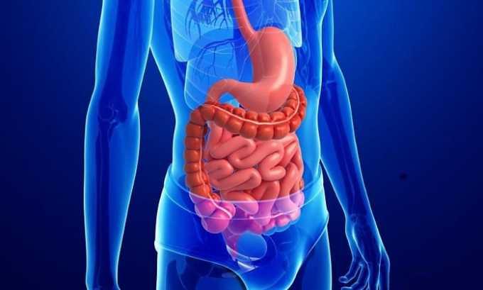 Кламосар лечит инфекционные заболевания пищеварительной системы