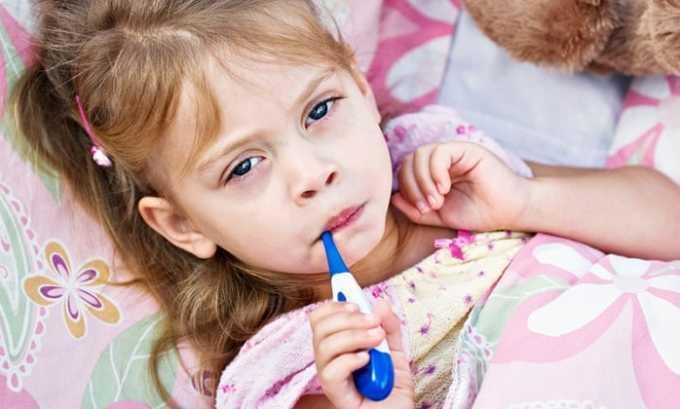 Лихорадочный синдром проявляется повышением температуры, ознобом, общей слабостью и тошнотой. Эти признаки характерны для острой формы цистита