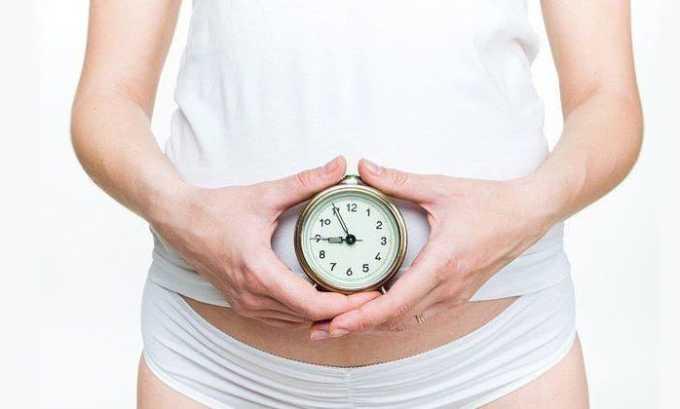 Отсутствие месячных при воспалении - частое явление у женщин