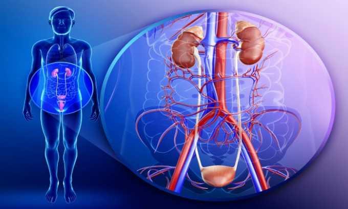 Нолицин 400 назначают для лечения инфекций мочевыводящих путей