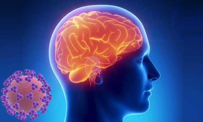 Препарат лечит бактериальный менингит