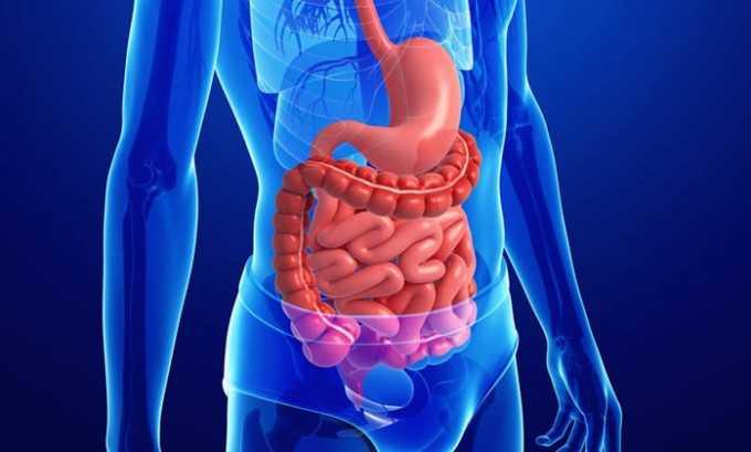 Образования эрозий или язв на органах пищеварительной системы являются противопоказанием