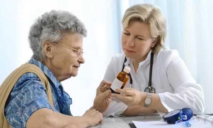 С осторожностью назначают супрастин, парацетамол и но-шпу пациентам пожилого возраста