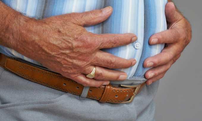 Из-за лечения может возникнуть повышенное газообразование