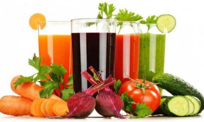 Нельзя употреблять минеральную воду, свеклу и морковь, ягоды