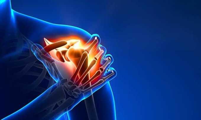 Препарат помогает от боли в суставах