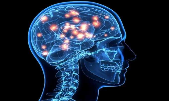 Препарат назначают при воспалении оболочек головного мозга
