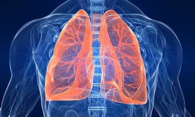 Использование Цифрана показано при инфекционно-воспалительных заболеваниях дыхательных путей