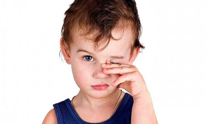 Лекарственное средство не применяется в детском возрасте