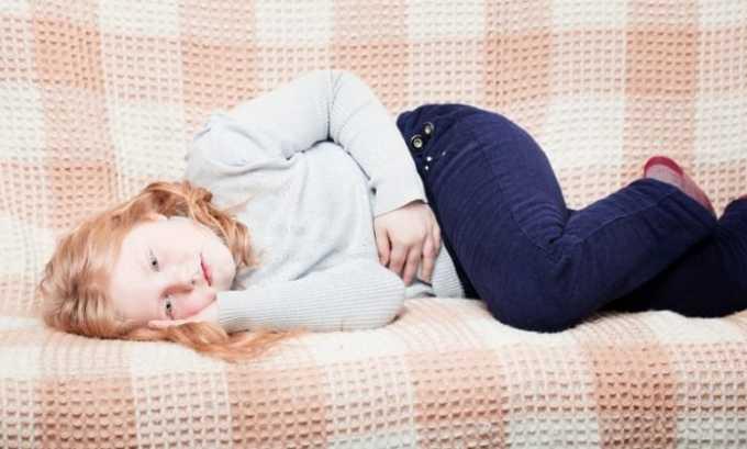Чаще от цистита страдают девочки