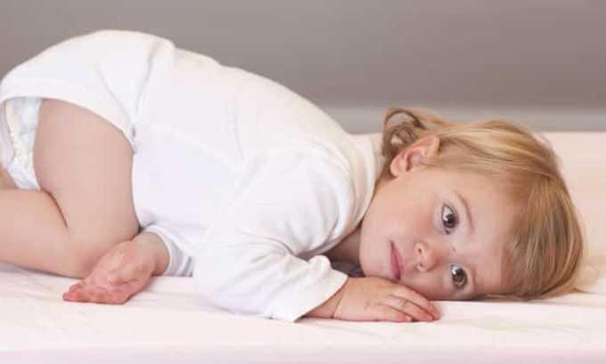 Если нет замены другими медикаментами, то суточная доза составляет не более 7,5 мг на 1 кг массы тела ребенка