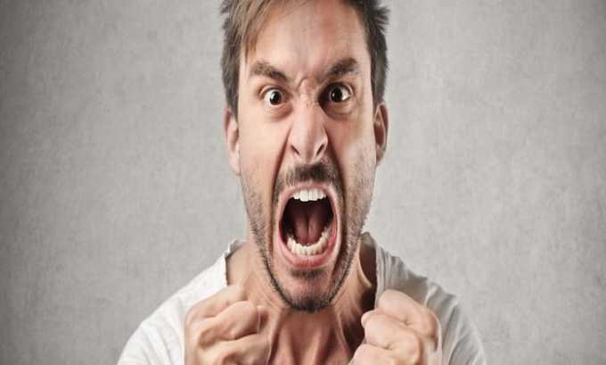 Глицин Форте помогает уменьшить агрессивность