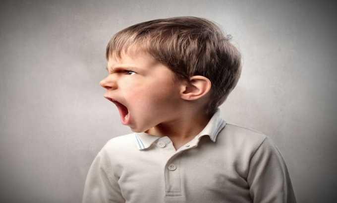 Если поведение ребенка или подростка отличается от общепринятых общественных норм, то врач может порекомендовать курс Глицина-ВИС