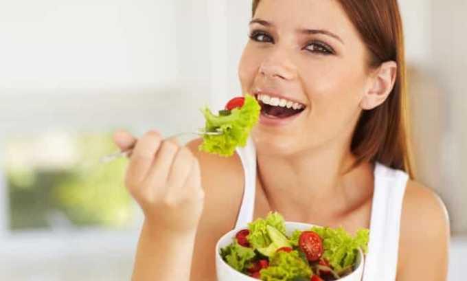 Для предотвращения рецидивов и образования новых конкрементов назначается специальная диета