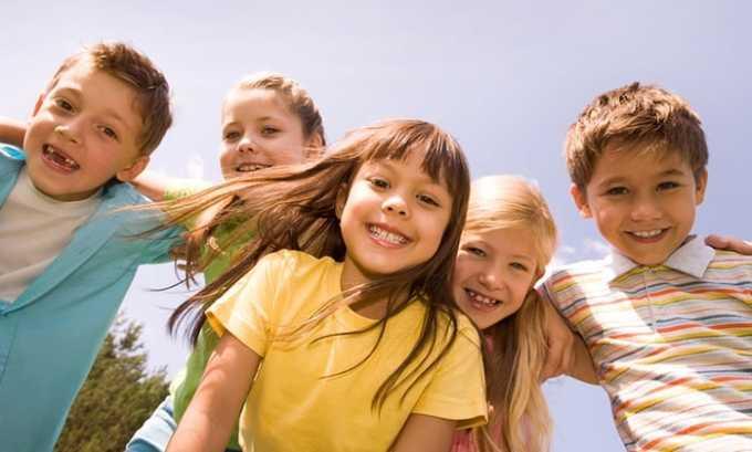 Нурофен противопоказан при лечении детей младшего возраста