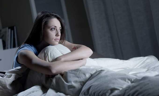 Нарушение сна - один их побочных эффектов приема Диклофенака