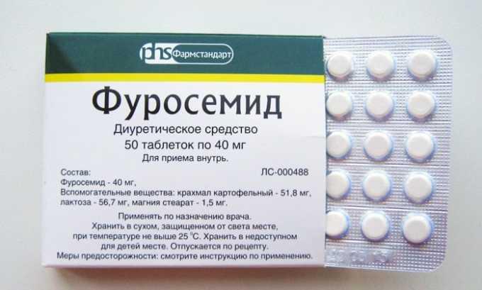 Аналог препарата Фуросемид