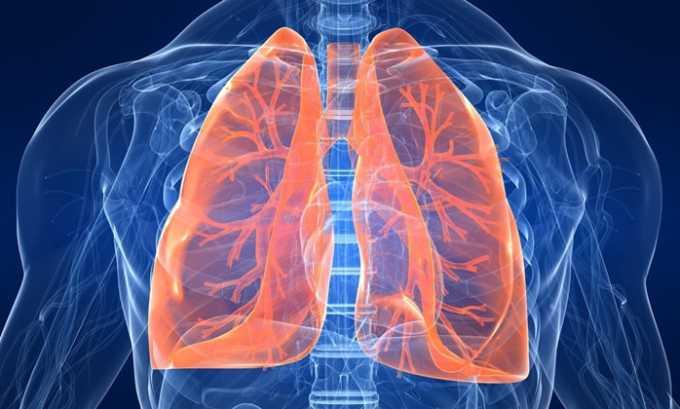 Препарат эффективен при инфекциях верхних дыхательных путей