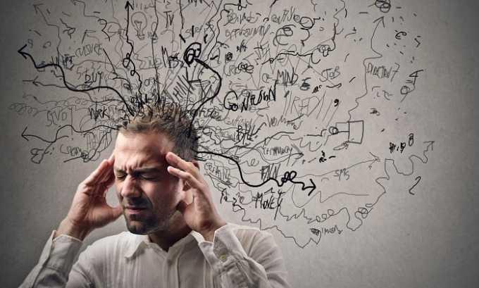 Глицин Форте назначается пациентам при стрессах