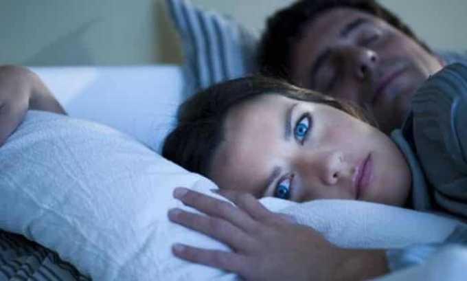 При приеме Аллопуринола могут возникать негативные последствия в виде проблем со сном