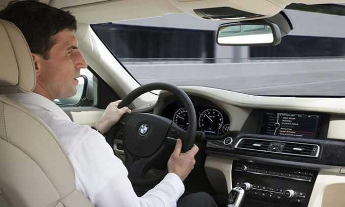 Не рекомендуется садиться за руль, во время лечения, некоторые пациенты отмечают у себя ухудшение внимательности
