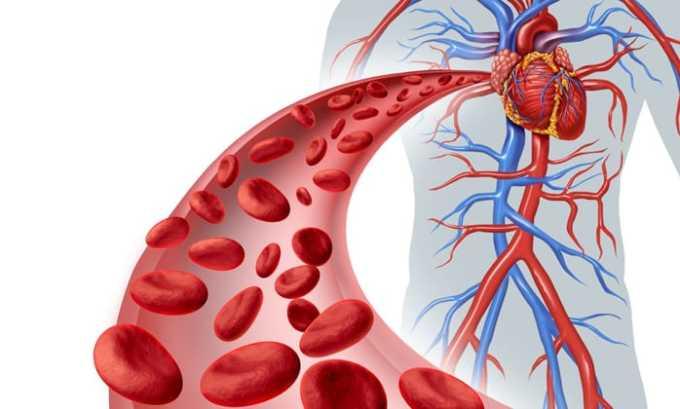 Нарушение работы системы кроветворения является противопоказанием к приёму препарата
