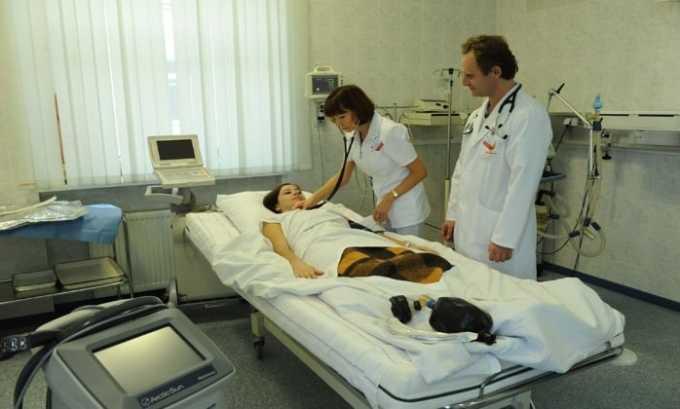 Препарат применяется при болевом синдроме, наблюдающемся в раннем послеоперационном периоде