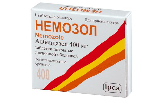 Немозол считается аналогом препарата Макмирор