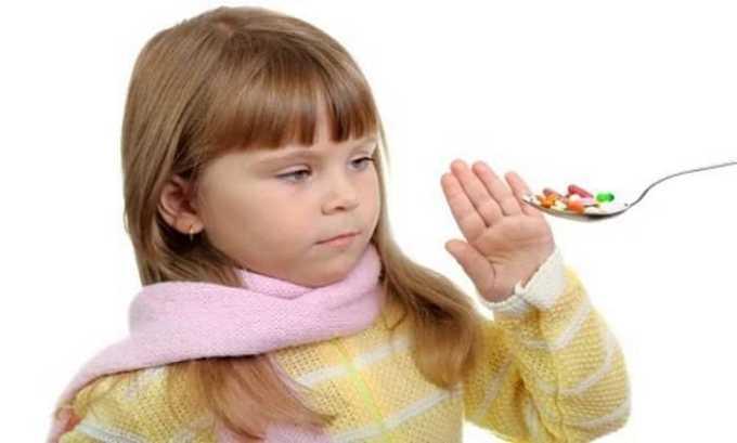 Фуросемид не назначают детям младше 3-х лет