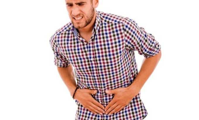 При передозировке появляются боли в животе