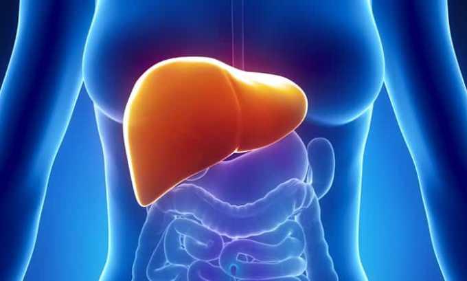 При тяжелых патологиях печени и печеночной недостаточности применение Триамцинолона запрещено