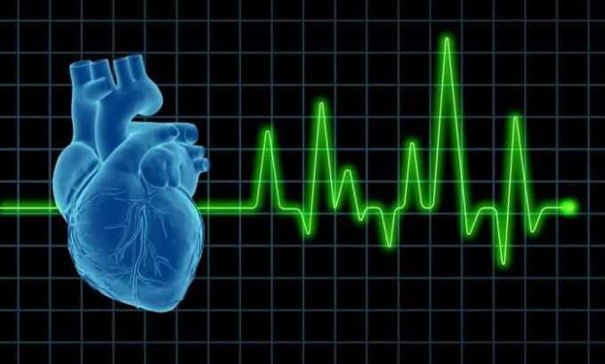 Со стороны сердечно - сосудистой системы поступают жалобы на нарушение сердечного ритма