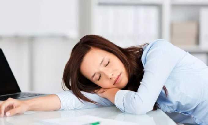 Хроническая усталость - одно из показаний к применению препарата