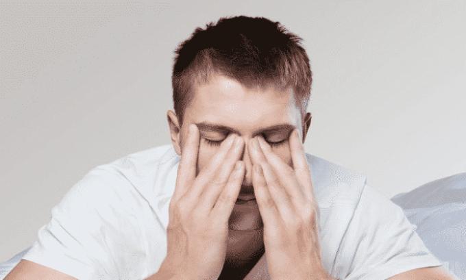 Превышение допустимой дозировке может привести к появлению сонливости