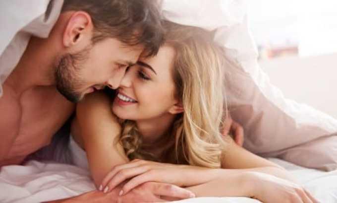 Незащищенный секс с инфицированным партнером вызывает герпес