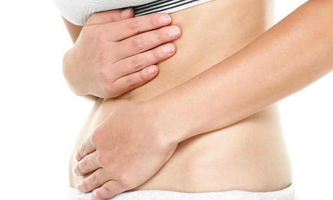 Побочные эффекты от применения Левостара проявляются в виде болей в животе