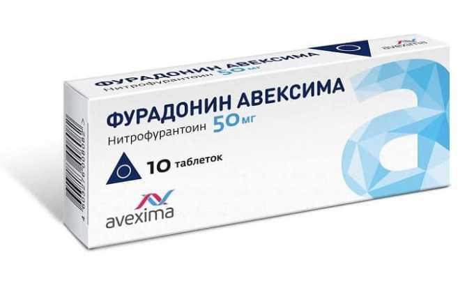 Противомикробное средство Фурадонин позволяет устранить причину возникновения воспаления