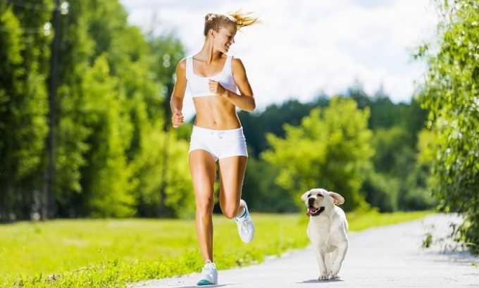 Для того чтобы предупредить цистит, необходимо повышать уровень физической активности