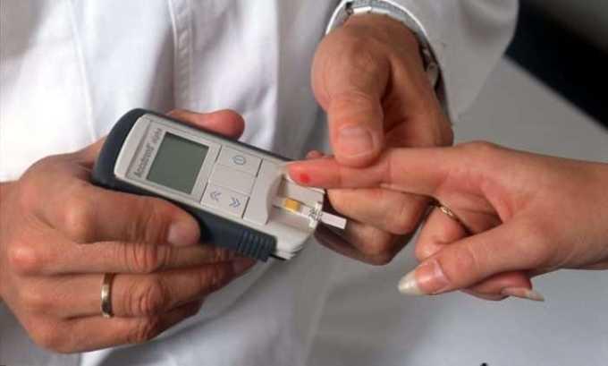 С осторожностью НПВС прописывается при сахарном диабете