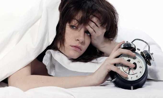Дефицит белка в организме выражается в нарушении сна