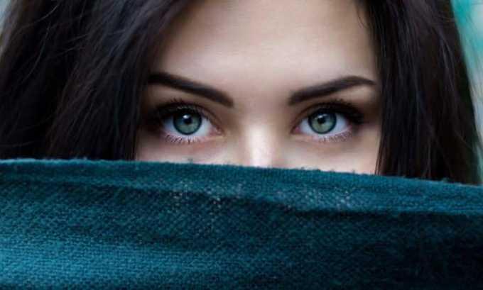 Продолжительный курс приема может вызвать ухудшение зрительной функций