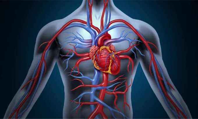 Препарат показан для предупреждения заболеваний сердечно-сосудистой системы