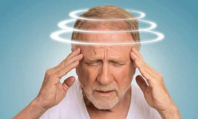 Препарат имеет побочные действия: хронические головные боли