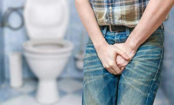Нарушение оттока мочи может стать причиной цистита