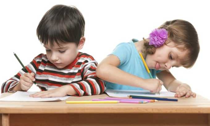 Препарат Но-Шпа противопоказан в детском возрасте
