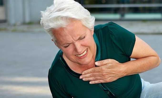 Лечение может вызвать приступы бронхиальной астмы